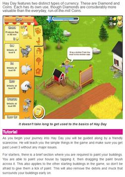 Guide For Hay Day 2017 apk screenshot