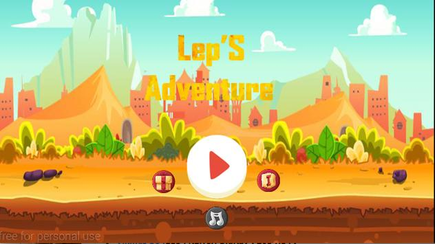Lep's Adventure Word screenshot 1