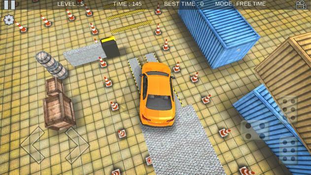 Car Driver Parking screenshot 2