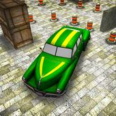Classic 3D Car Parking icon