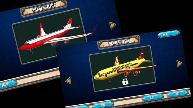 Airplane Flight Simulator 3D screenshot 1