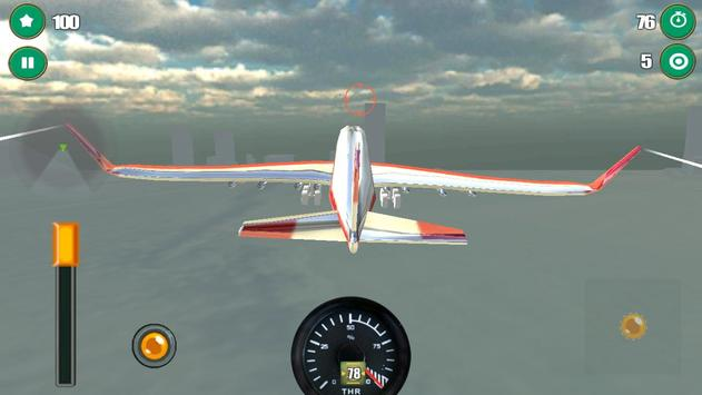 Airplane Flight Simulator 3D screenshot 9