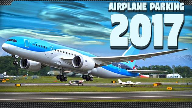 Airplane Parking 2017 poster
