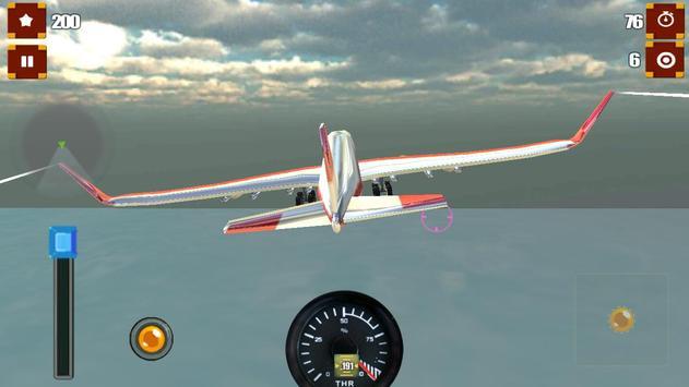 3D Flight Pilot Simulator screenshot 2