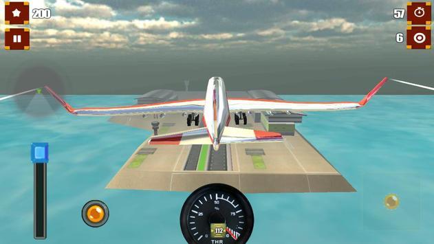 3D Flight Pilot Simulator screenshot 3