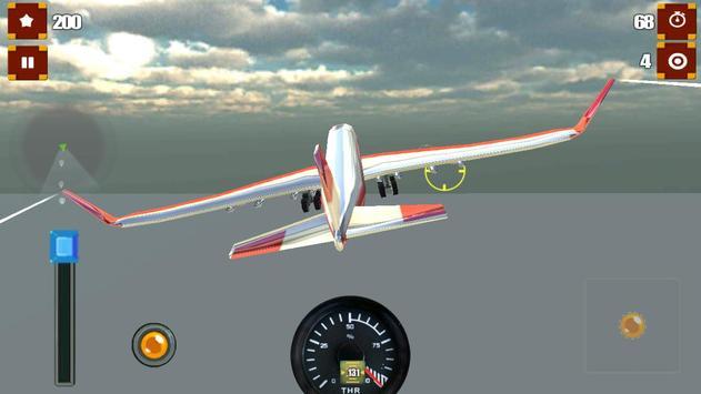 3D Flight Pilot Simulator apk screenshot