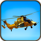 Helicopter Simulator Free 2017 icon