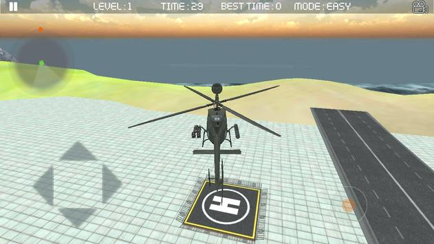 Helicopter Simulator Free 2017 apk screenshot