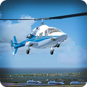Helicopter Simulator Game 2017 icon