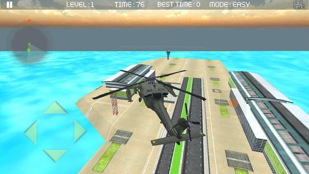 Helicopter Simulator Game 2017 apk screenshot