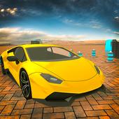 Modern Car Parking 2017 icon