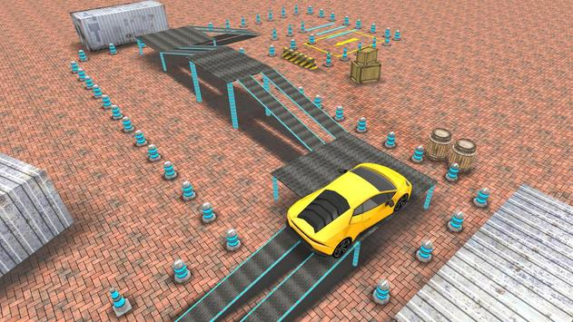 Modern Car Parking 2017 apk screenshot