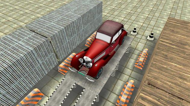 Mafia Car 3D Parking apk screenshot