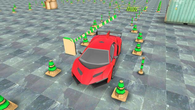 Sport Car 3D Parking apk screenshot