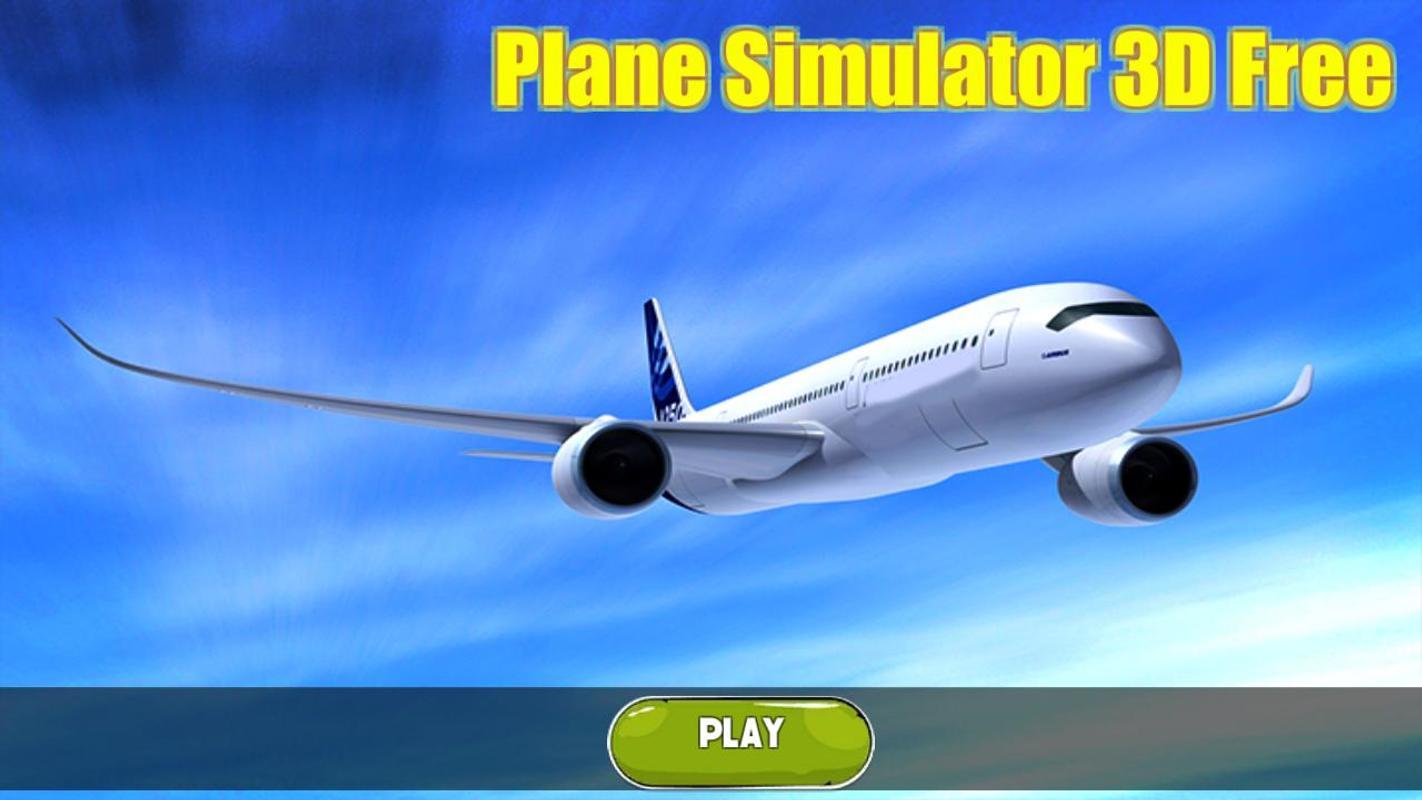 plane simulator free download