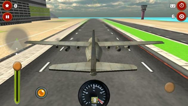 Plane Simulator 3D Free apk screenshot