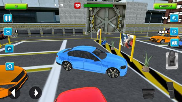 Real Car Parking 2017 apk screenshot