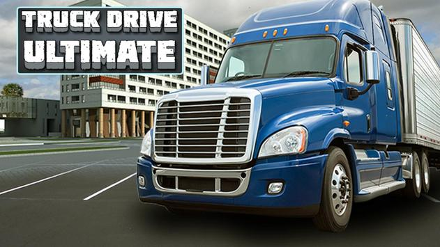 Truck Drive Ultimate poster