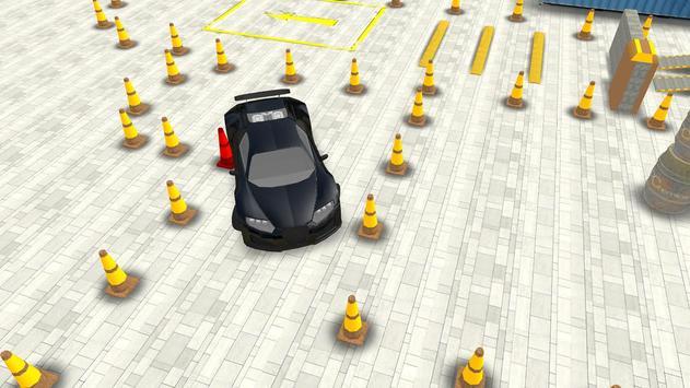 Xtreme 3D Car Parking apk screenshot