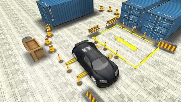 Xtreme 3D Car Parking poster