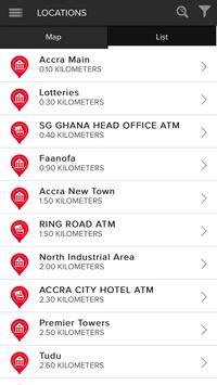 SOCIETE GENERALE GHANA CONNECT screenshot 1