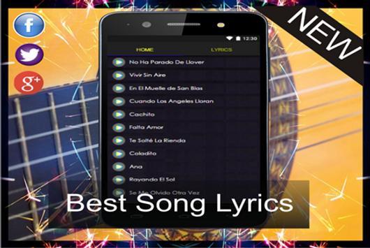 Carter Family Top Lyrics screenshot 1