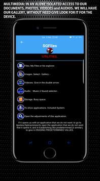 SGFiles screenshot 7
