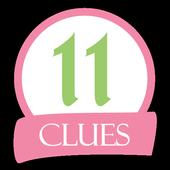 11条线索:单词游戏