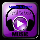 Cartel De Santa Songs & Lyrics icon