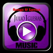 Julio Iglesias Songs & Lyrics icon