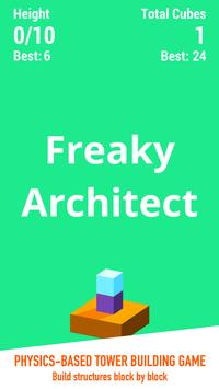 Freaky Architect Demo poster