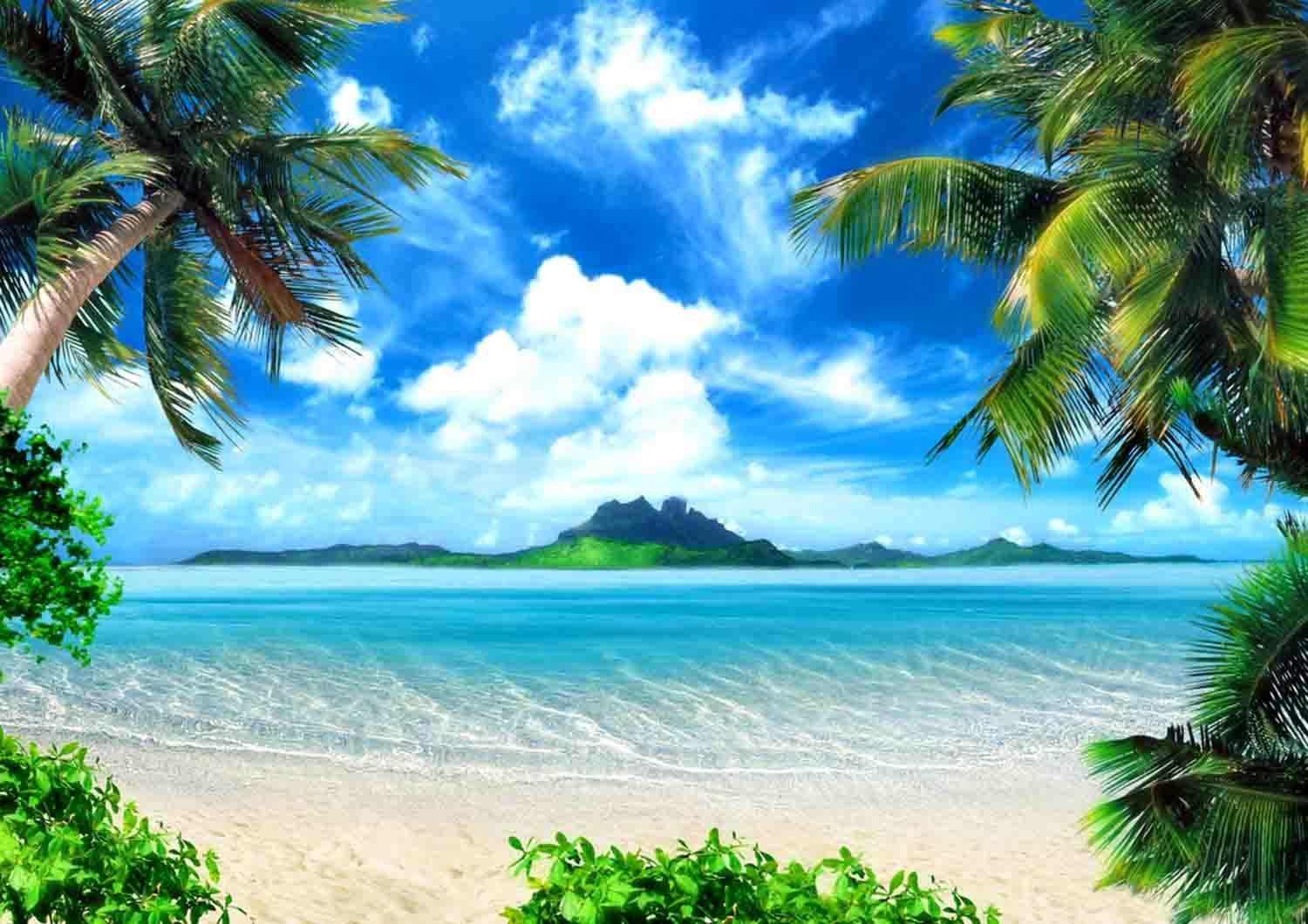 Tropical Island Wallpaper For Android Apk Download