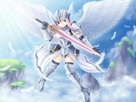 Anime Girl Wallpaper Free apk screenshot