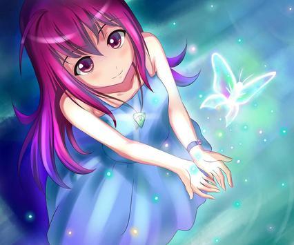 Anime Girl Wallpapers apk screenshot