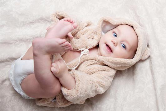 Baby Wallpaper Free apk screenshot