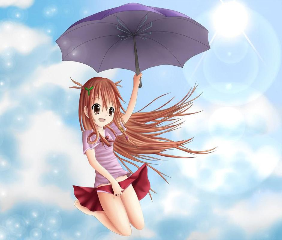 Anime Girl Wallpaper Download: Cool Anime Girls Backgrounds For Android