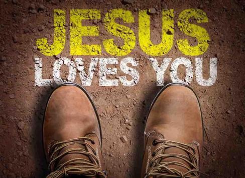 Jesus Wallpapers Backgrounds apk screenshot