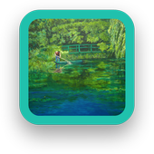 Cool Monet Wallpapers icon