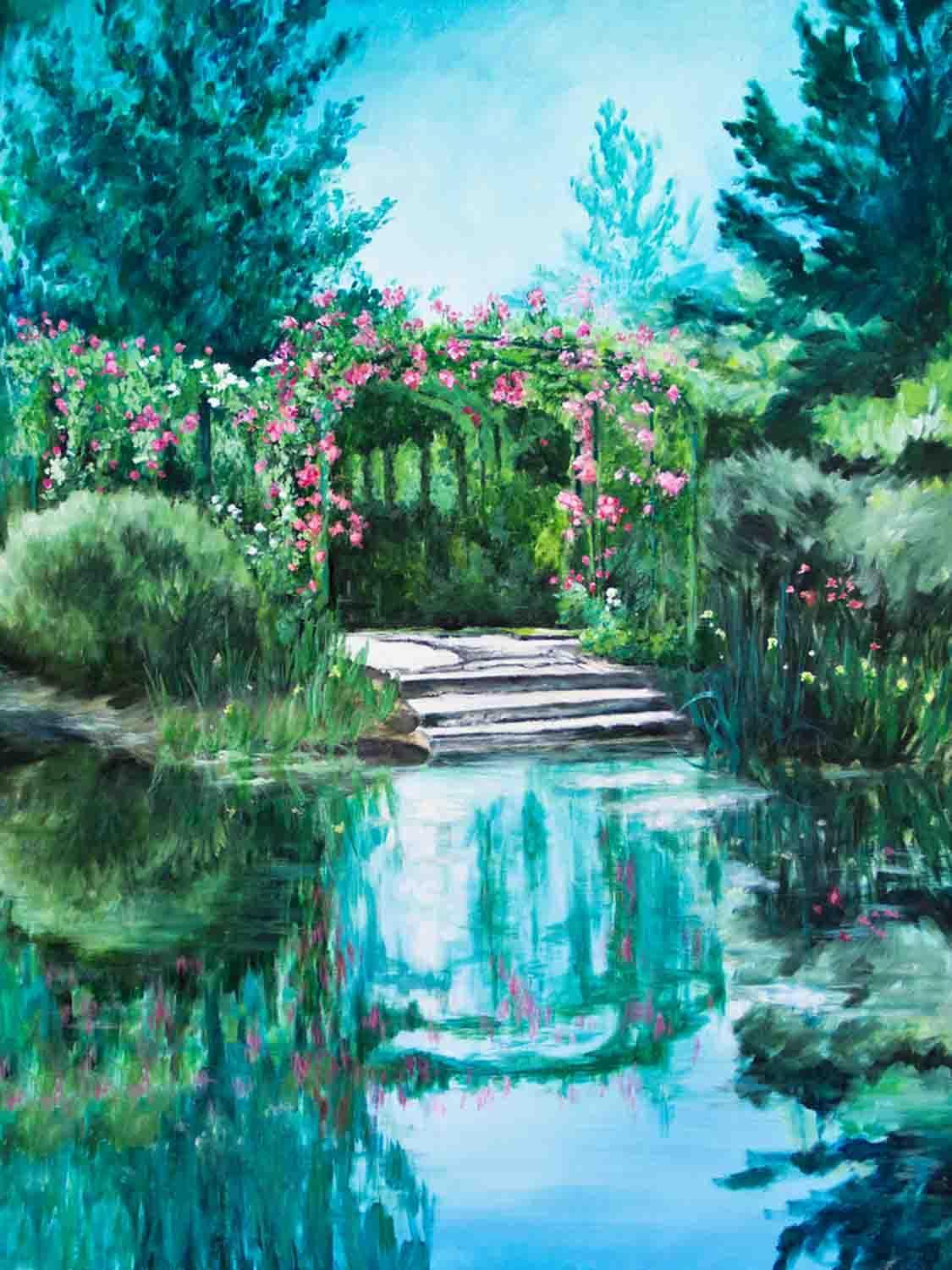 Cool Monet Wallpapers For Android Apk Download