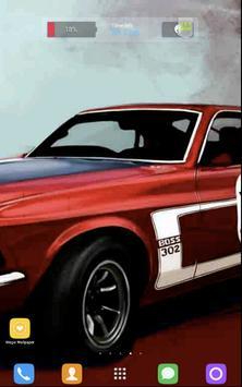 Muscle Car Wallpapers apk screenshot