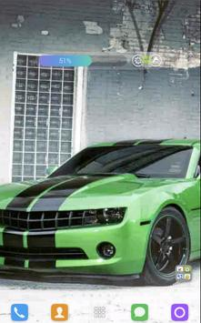 Muscle Cars Hd Wallpapers poster