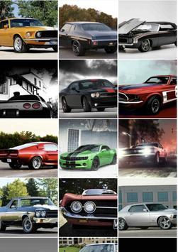 Muscle Cars Hd Wallpapers apk screenshot