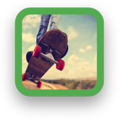 Skateboard Wallpaper icon
