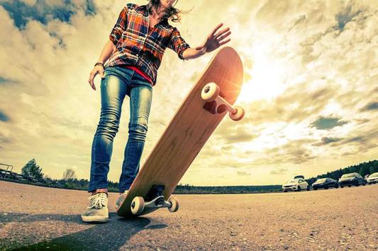 Skateboard Wallpaper apk screenshot