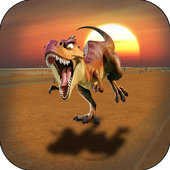 Angry Dinosaur Simulator icon