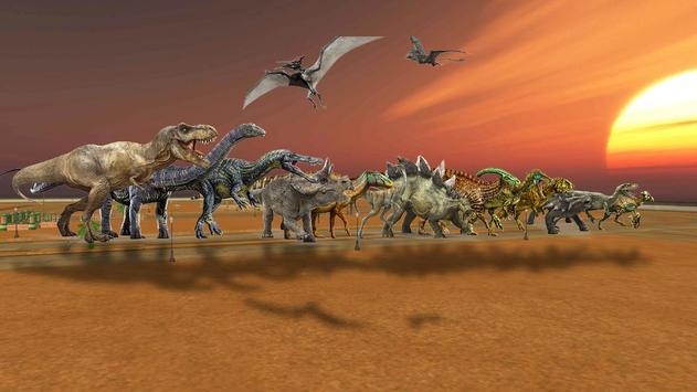 Angry Dinosaur Simulator apk screenshot