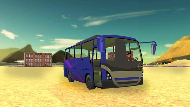 Desert Bus Simulator 2017 apk screenshot