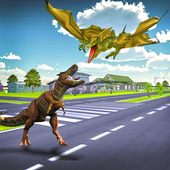 Dinosaur Survival Battle icon