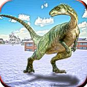 Dino World Dinosaur Simulator icon
