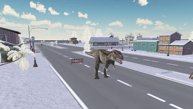 Dino World Dinosaur Simulator screenshot 1